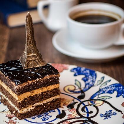 Торт «Пар ле Синема»